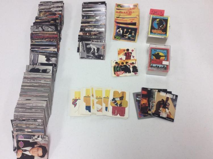 The Elvis Collection Cards 1-660 - Complete Set - Plus Elvis Extras, Dick Tracy, Robin Hood, and more!