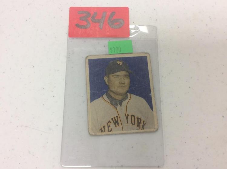 1949 Bowman Gum, Inc. - Johnny