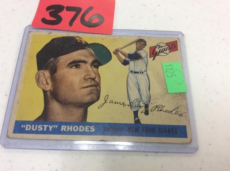 1955 Topps 1