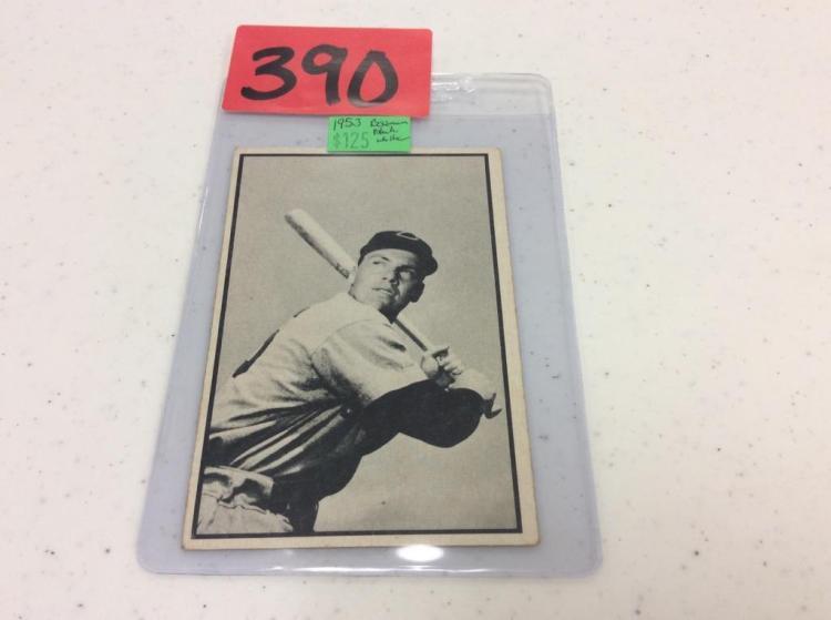 1953 Bowman No.1 Gus Bell
