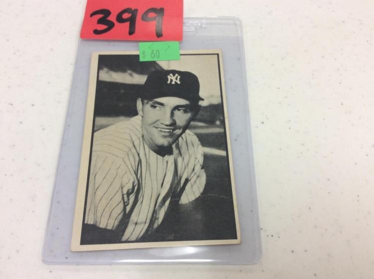 1953 Bowman 45 - Irv Noren