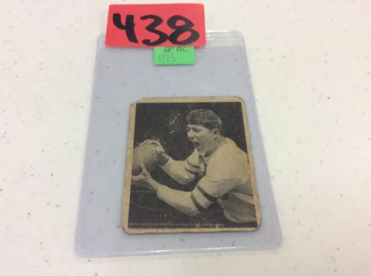 1948 Bowman 63 - Pete Pihos
