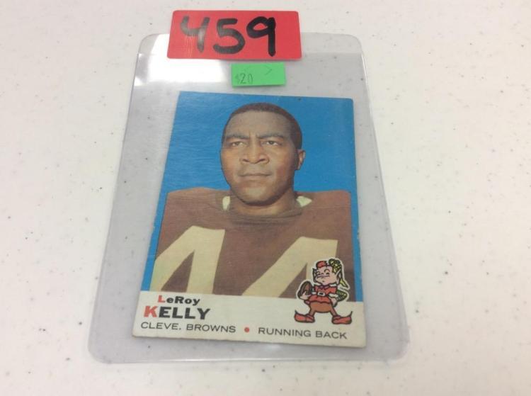 1969 Topps 1 Leroy Kelly