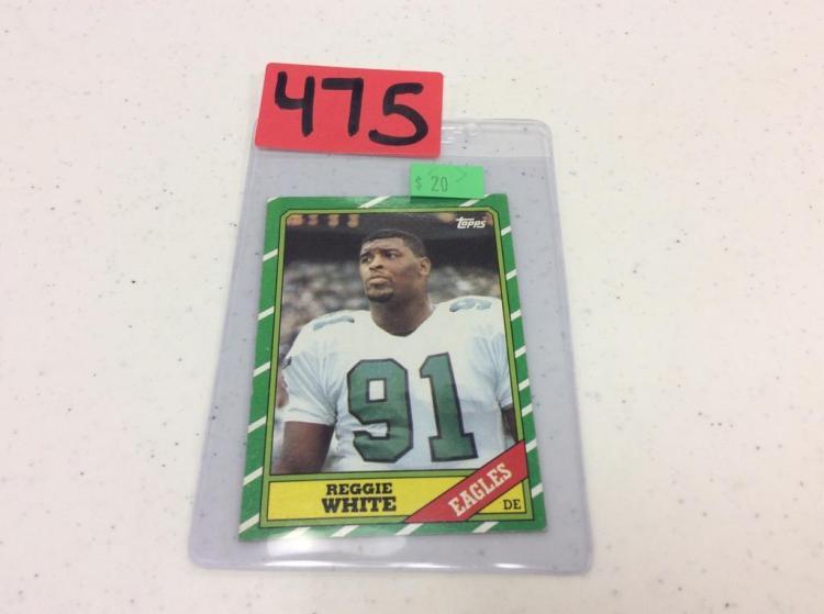 1986 Topps 275 - Reggie White