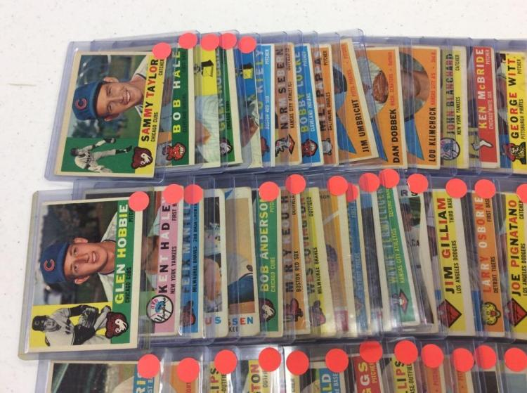 1960 Topps 90+ - All For One Money