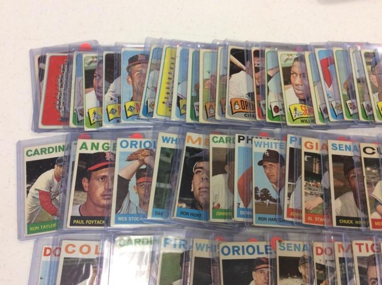 1964-65 Topps 90+ - All For One Money