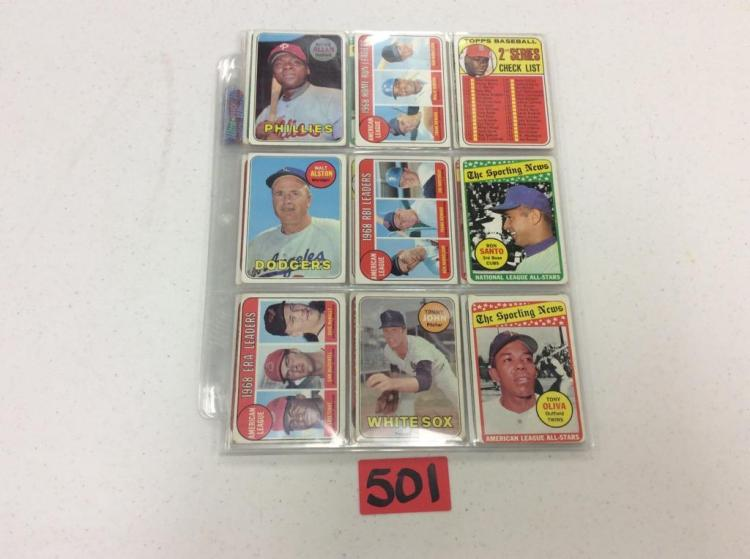 1969 Topps (40+) - All For One Money