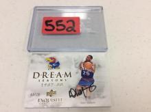 Dream Seasons 1987-88 - KU Danny Manning