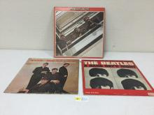 (3) Beatles Vinyl Records - MUST SEE