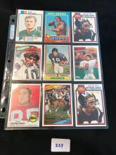 1960â??s 70â??s 80â??s lot of 18 cards great condition
