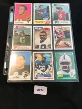 1960â??s 70â??s 80â??s lot of 33 cards assorted