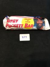 The Kirby Puckett Bar full
