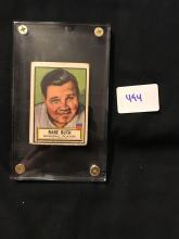 1952 Look N See Babe Ruth Tough Card to find