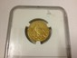 1912 S $5.00 Gold Indian Head Coin in Slab graded AU 55