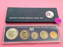 1967 Special Mint Set 40% Silver!