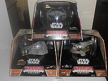 Star Wars Titanium Series Diecast Display Vehicles