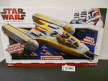 Star Wars (Clone Wars) Y-Wing Bomber N.I.B.