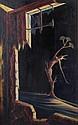 A Surrealist Work, 20th Century, Oil on Canvas