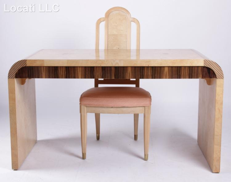Amazing A Henredon Scene Two Writing Desk And Chair Ocoug Best Dining Table And Chair Ideas Images Ocougorg