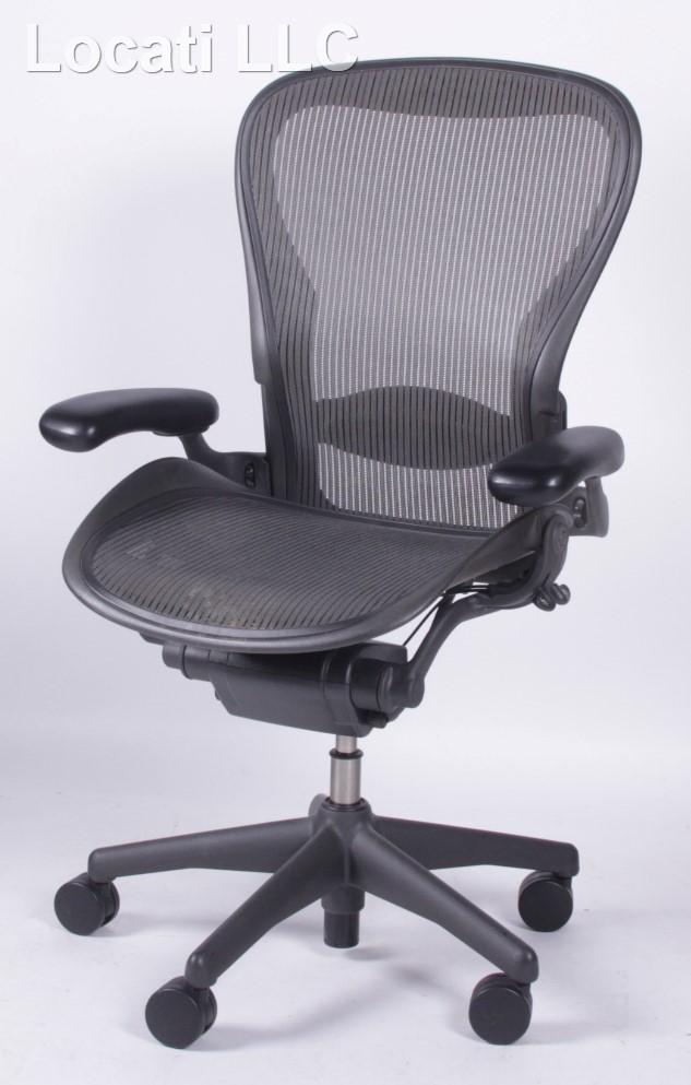 a herman miller aeron office chair