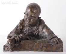 Agnes Yarnall (American, 1921-2002) Bronze
