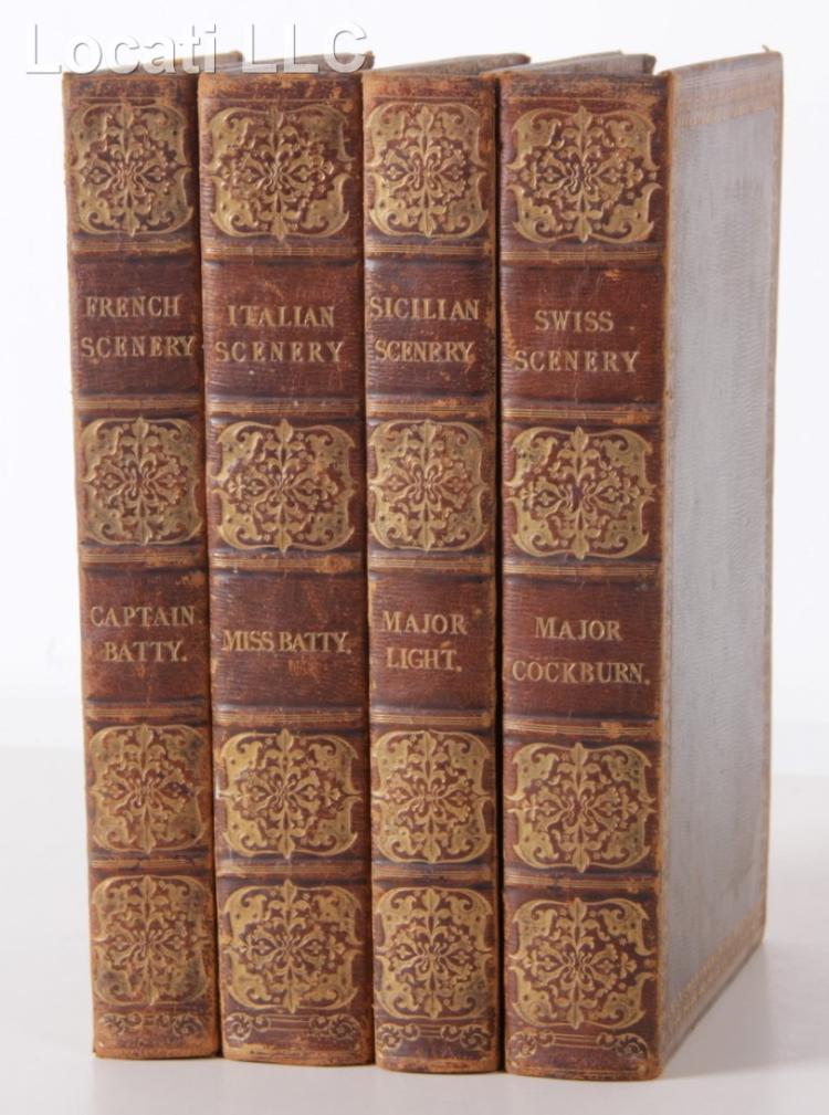 Books, Captain Batty's