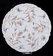 A Haviland Limoges Oyster Plate