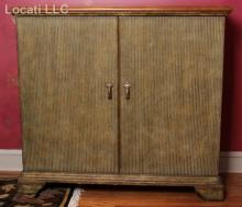 A Chippendale Style Decorative Cabinet