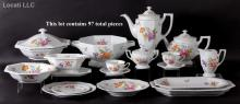 A Dinner Service by Rosenthal - Continental,