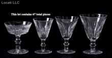 A Set of Waterford Stemware,