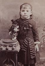 A Collection of Cabinet Cards, Various Subjects