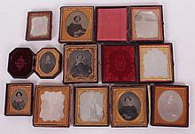 Early Photographs Daguerreotypes, Ambrotypes, Women