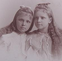 A Group of Cabinet cards, Infants
