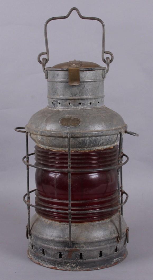 A Ward Hendrickson Ship 39 S Lantern