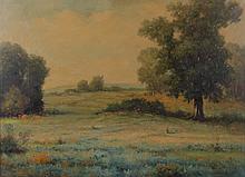 Howard Atkinson (American, 20th Century) Oil on Canvas