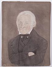 A 19th Century Portrait of a Gentleman