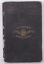 A Group of Civil War Items: Letters and Book