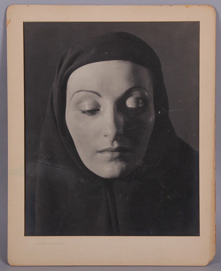 Attributed to Eugene Lemaire (1874-1948) Photograph