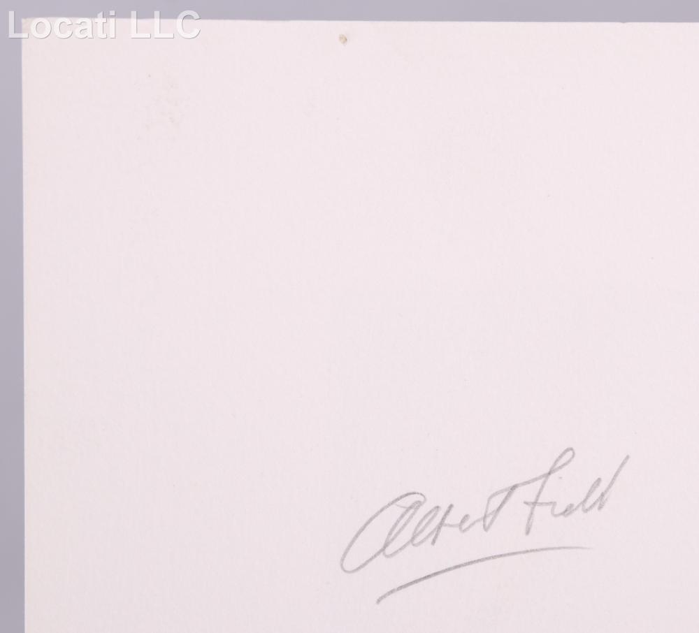 Salvador Dali (Spanish / French 1904 - 1989) Lithograph