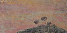 Yukio Katsuda (JAPANESE, 1941) Color Screenprint
