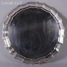 A Sterling Tray by Frank W. Smith