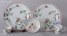 A Group of 18th Century Chinese Export Porcelain