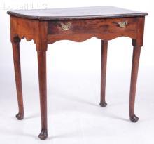 An English Queen Anne Dressing Table Circa 1760