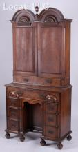 A Jacobean Style Secretary Desk