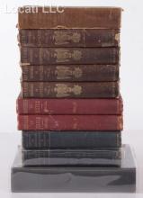 A Group of 19th Century Books Regarding Napoleon