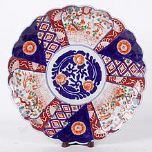 A Japanese Imari Charger, 19th Century