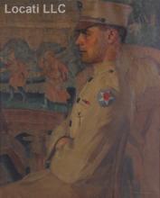Lilian Whitteker (1895 - 1978) Oil on Canvas