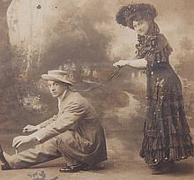 A Group of Photographs, Late 19th and Early 20th Centuries