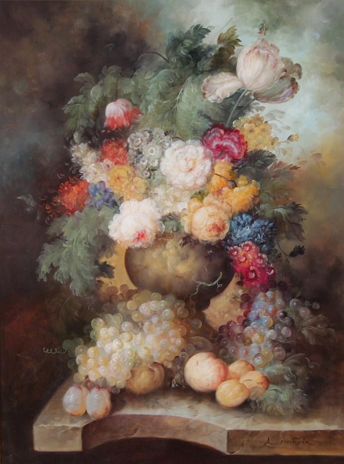 Alex Martin Painting Art