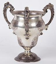 A 19th Century American Sterling Loving Cup by Caldwell & Co.